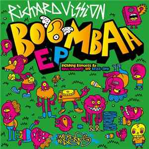Richard Vission - Boombaa EP FLAC album