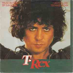 T-Rex - Truck On (Tyke) FLAC album