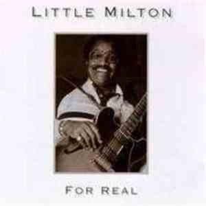 Little Milton - For Real FLAC album
