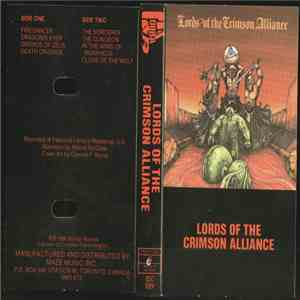 Lords Of The Crimson Alliance - Lords Of The Crimson Alliance FLAC album