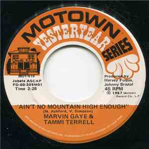 Marvin Gaye & Tammi Terrell - Ain't No Mountain High Enough FLAC album