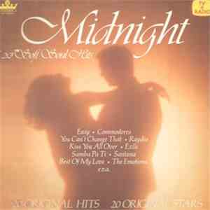 Various - Midnight 20 Soft Soul Hits FLAC album