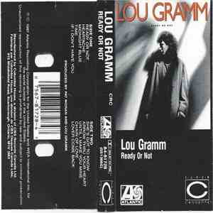 Lou Gramm - Ready Or Not FLAC album