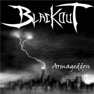 Blackout  - Armageddon FLAC album