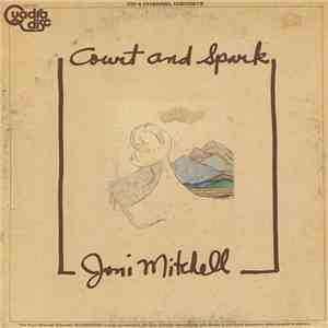 Joni Mitchell - Court And Spark FLAC album