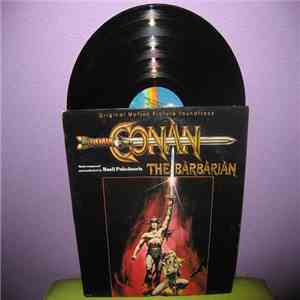 Basil Poledouris - Conan The Barbarian - Original Motion Picture Soundtrack FLAC album