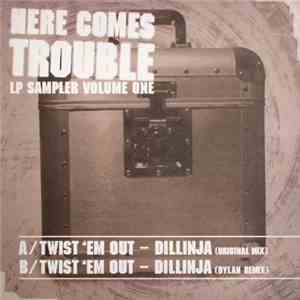 Dillinja - Here Comes Trouble (LP Sampler Volume One) FLAC album