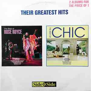Rose Royce / Chic - Greatest Hits Side By Side FLAC album