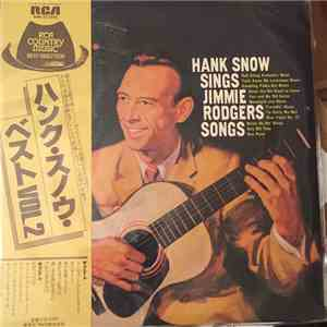 Hank Snow - Sings Jimmie Rodgers Songs FLAC album