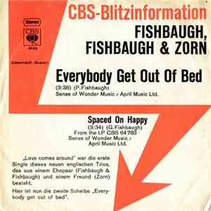 Fishbaugh, Fishbaugh & Zorn - Everybody Get Out Of Bed FLAC album