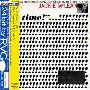 Jackie McLean - It's Time! FLAC album
