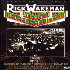 Rick Wakeman - Journey To The Centre Of The Earth FLAC album