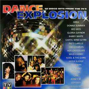 Various - Dance Explosion (50 Disco Hits From The 70's) FLAC album