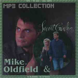 Mike Oldfield & Secret Garden - MP3 Collection FLAC album