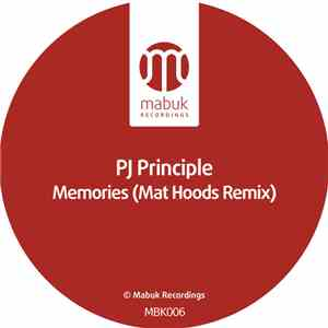 PJ Principle - Memories (Mat Hoods Remix) FLAC album