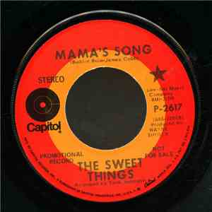 The Sweet Things - Mama's Song / Sing A Happy Song FLAC album