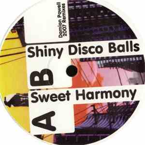 Liquid, Who Da Funk - Sweet Harmony / Shiny Disco Balls FLAC album