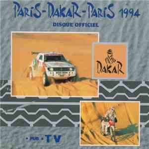 Various - Paris - Dakar - Paris 1994 FLAC album