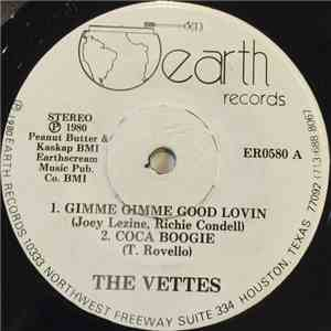 The Vettes  - Gimme Gimme Good Lovin FLAC album