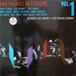 Various - Americans In Europe, Vol.1 FLAC album