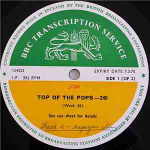 Various - Top Of The Pops-249 FLAC album