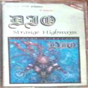 Dio  - Strange Highways FLAC album