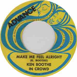 Ken Boothe / In Crowd - Make Me Feel Alright / Down On The Corner FLAC album