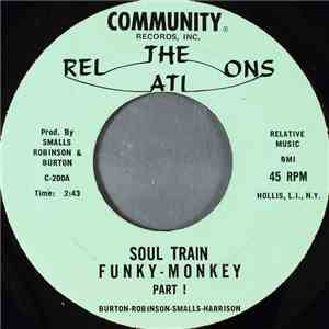 The Relations - Funky - Monkey FLAC album