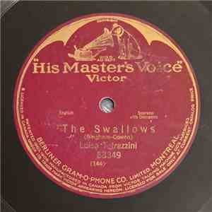 Luisa Tetrazzini - The Swallows FLAC album