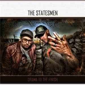 The Statesmen  - Drama To The Finish FLAC album