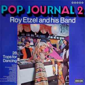 Roy Etzel And His Band - Pop Journal 2 - 28 Tops For Dancing FLAC album