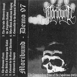 Moribund  - The Transcending Grace Of The Lugubrious Paths FLAC album
