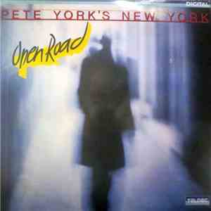 Pete York's New York - Open Road FLAC album
