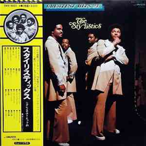 The Stylistics - Greatest Hits 24 FLAC album