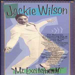 Jackie Wilson - Mr. Excitement! FLAC album