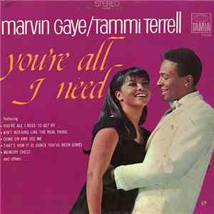Marvin Gaye / Tammi Terrell - You're All I Need FLAC album